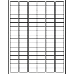 "PermaPlus™ Processing Labels 5/8"" x 1-1/4"""