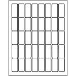 "PermaPlus™ Processing Labels 2"" x 7/8"""