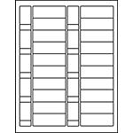 """PermaPlus™ Processing Label Sets 1"""" x 2-13/16"""""""