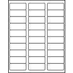 "PermaPlus™ Processing Labels 1"" x 2-5/8"""