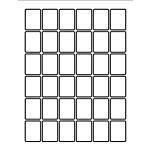 "PermaPlus™ Processing Labels 1-1/2"" x 1-1/8"""