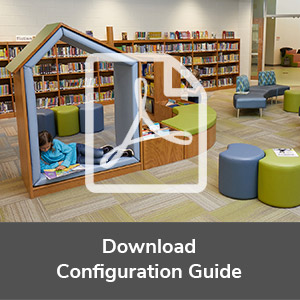 Download ColorScape<sup>®</sup> Shelving Configuration  Guide
