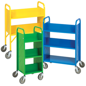 Carts & Booktrucks